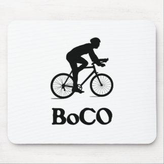 Boulder Colorado BoCo Cycling Mouse Pad