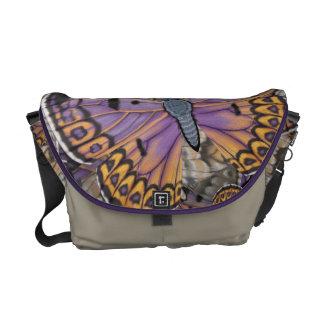 Boulder Copper Butterflies Courier Bag