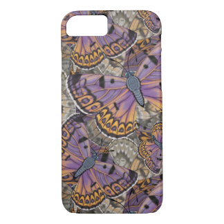 Boulder Copper Butterflies iPhone 8/7 Case