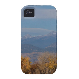 Boulder County Colorado Continental Divide Autumn Case-Mate iPhone 4 Cover