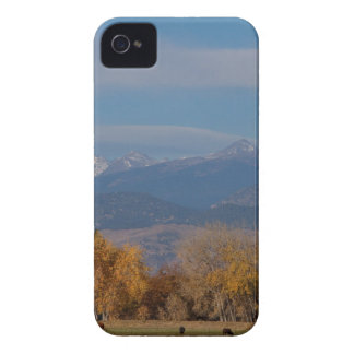 Boulder County Colorado Continental Divide Autumn Case-Mate iPhone 4 Cases