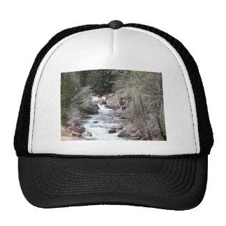Boulder creek cap