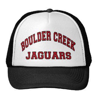 Boulder Creek Jaguars Cap