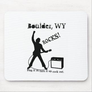 Boulder, WY Mouse Pad