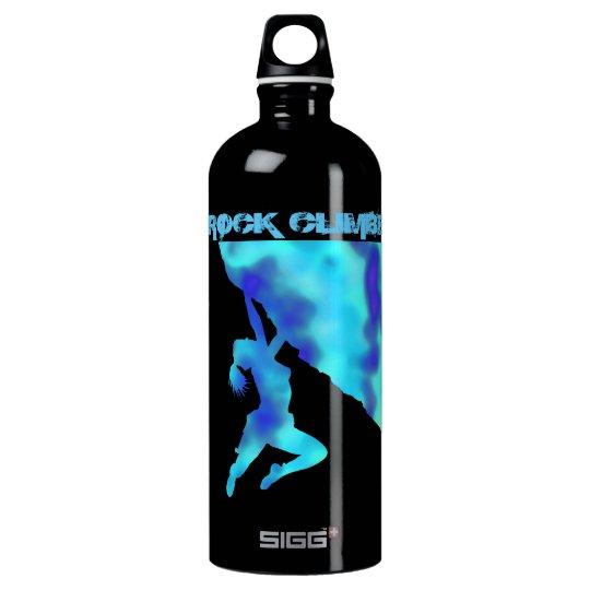 bouldering ecstacy (blue)climber SIGG water bottle SIGG Traveller