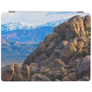 Boulders and Mountains iPad Cover