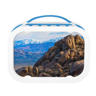 Boulders and Mountains Lunch Box