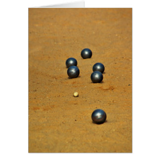 Boule Card