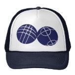 Boule petanque trucker hat
