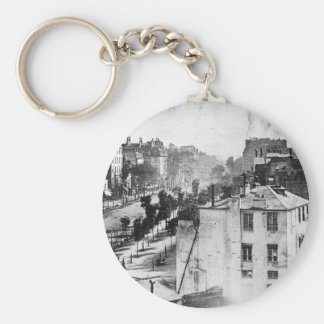 Boulevard Du Temple Key Chains