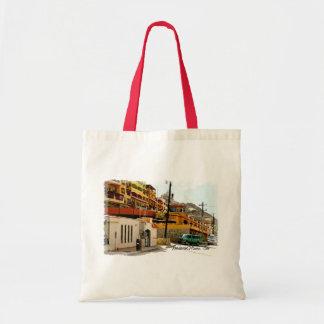Boulevard Marina Budget Tote Canvas Bags
