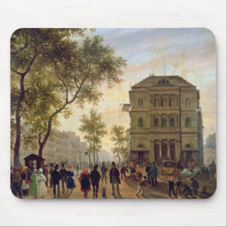 Boulevard Saint-Martin and the Theatre de Mouse Mat