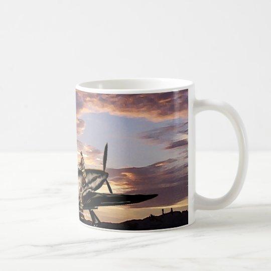 Boulton Paul Defiant 264 Squadron Coffee Mug