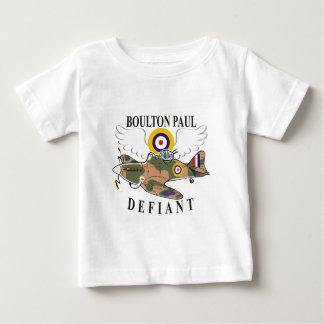 boulton paul defiant baby T-Shirt