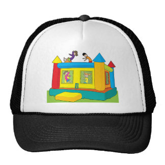 Bounce Castle Kids Cap