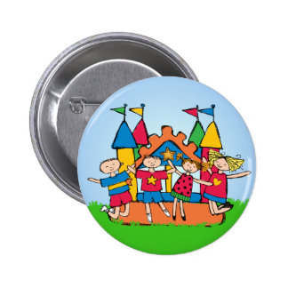 Bounce House Button