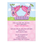 Bounce House Invitations : Princess