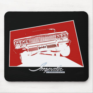 BOUNCE - Impala lowrider Mouse Pad