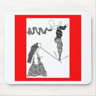 bounce mouse pad