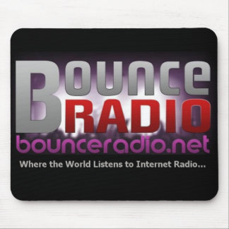 Bounce Radio Mousepad