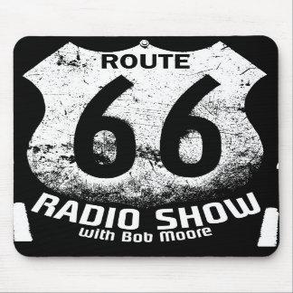 Bounce Radio Route 66 Mousepad