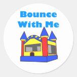 Bounce With Me Moonwalk