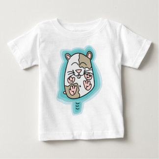 Bouncing Hamster Baby T-Shirt