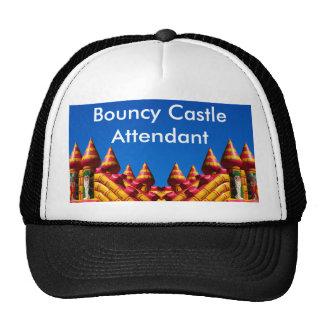 Bouncy Castle Attendant s Hat