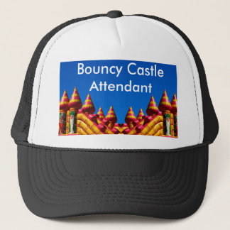 Bouncy Castle Attendant's Hat