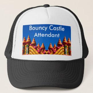 Bouncy Castle Attendant's Hat