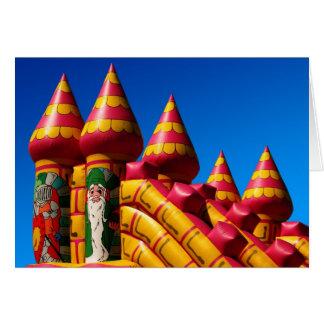 Bouncy Castle Card