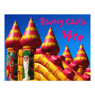 Bouncy Castle Flyer