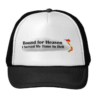 Bound for Heaven - I Served My Time In Hell Cap