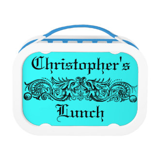 Bound Monsters Lunch Box