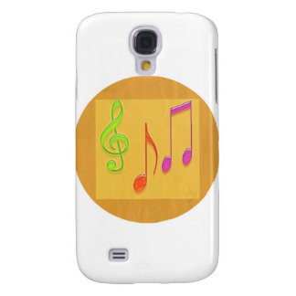 Bound to Sound Good - Dancing Music Symbols Samsung Galaxy S4 Covers