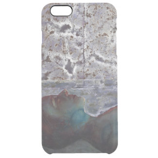 Boundary Beach 2 Clear iPhone 6 Plus Case