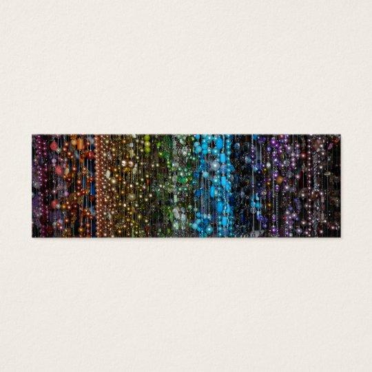 Bountiful Beads Mini Business Card