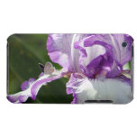Bountiful Butterfly Iris Photography iPod Touch Covers