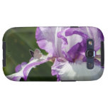 Bountiful Butterfly Iris Photography Samsung Galaxy S3 Cases