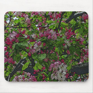 Bountiful Colors of Spring Mouse Pad