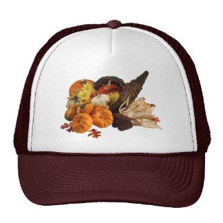 Bountiful Harvest Cornucopia Cap