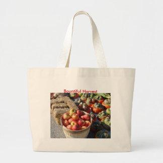Bountiful Harvest Jumbo Tote Bag