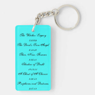 Bounty Cove Chronicles Commemorative Key Chain