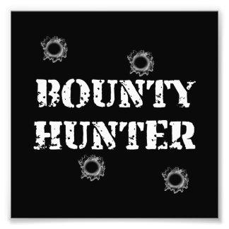 Bounty Hunter Photograph