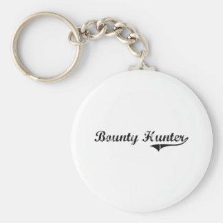 Bounty Hunter Professional Job Key Chains
