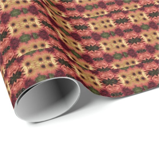 Bouquet Boutique 101 Wrapping Paper