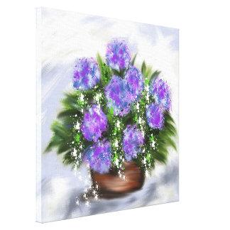 bouquet gallery wrap canvas