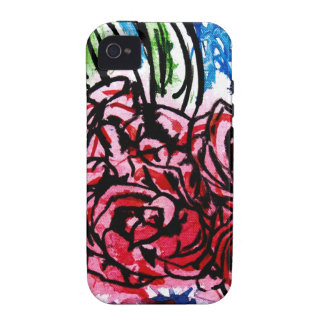Bouquet iPhone 4/4S Cover