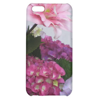 Bouquet Case Cover For iPhone 5C