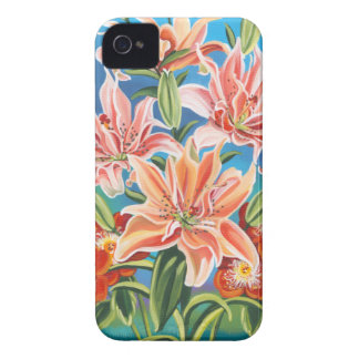 Bouquet in Border II Case-Mate iPhone 4 Cases